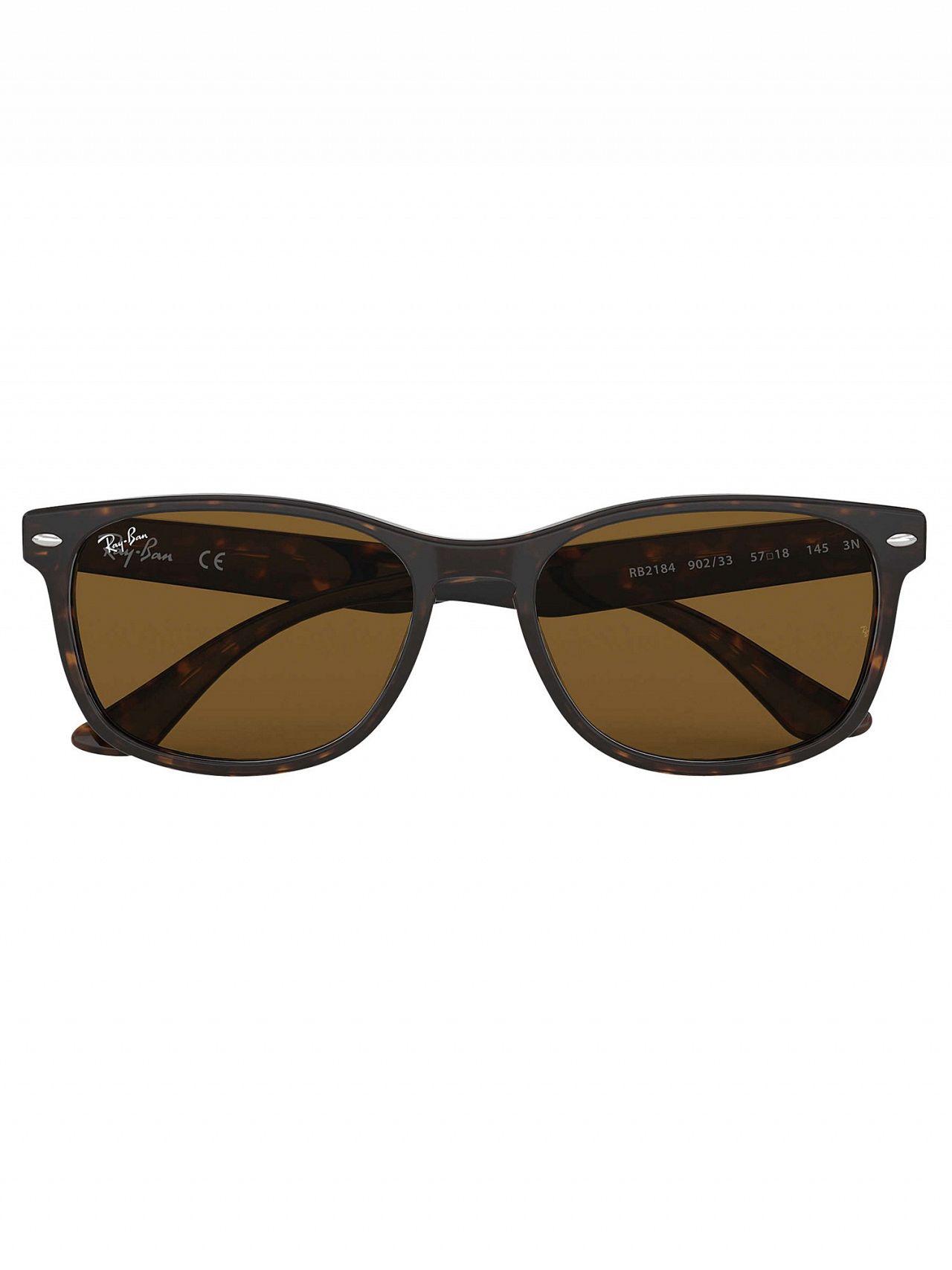 3fe295735b Ray-Ban Tortoise RB2184 Acetate Sunglasses