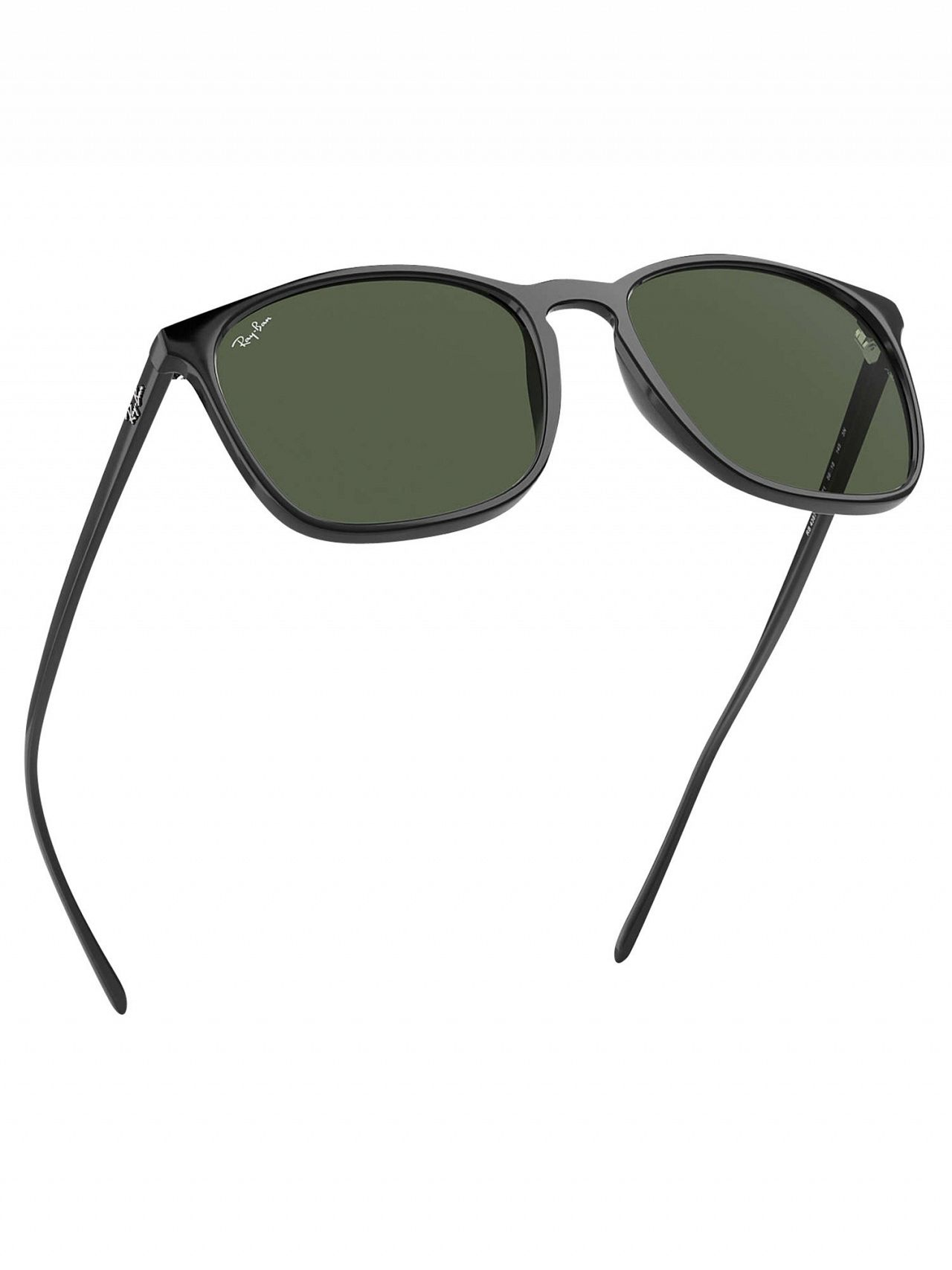 9761adcdd0f54 Ray-Ban Black RB4387 Square Sunglasses   Standout