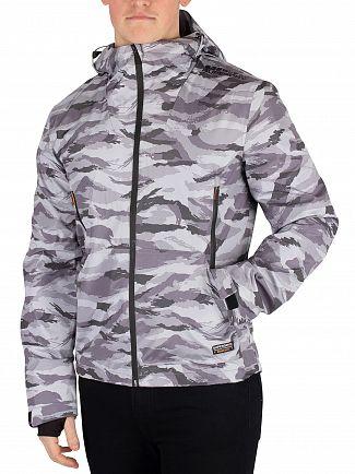Superdry Ice Camo Arctic Elite Windcheater Jacket