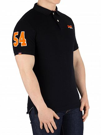 Superdry Blackboard Classic Pique Poloshirt