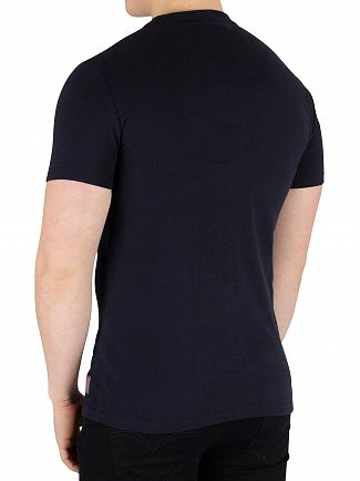 Superdry Eclipse Navy Trophy T-Shirt
