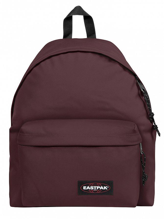 Eastpak Punch Wine Padded Pak'R Backpack