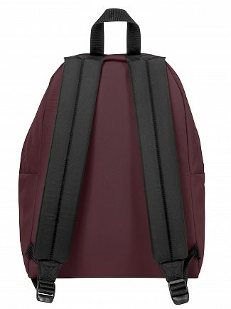 Eastpak Punch Wine Padded Pak'R Backpack