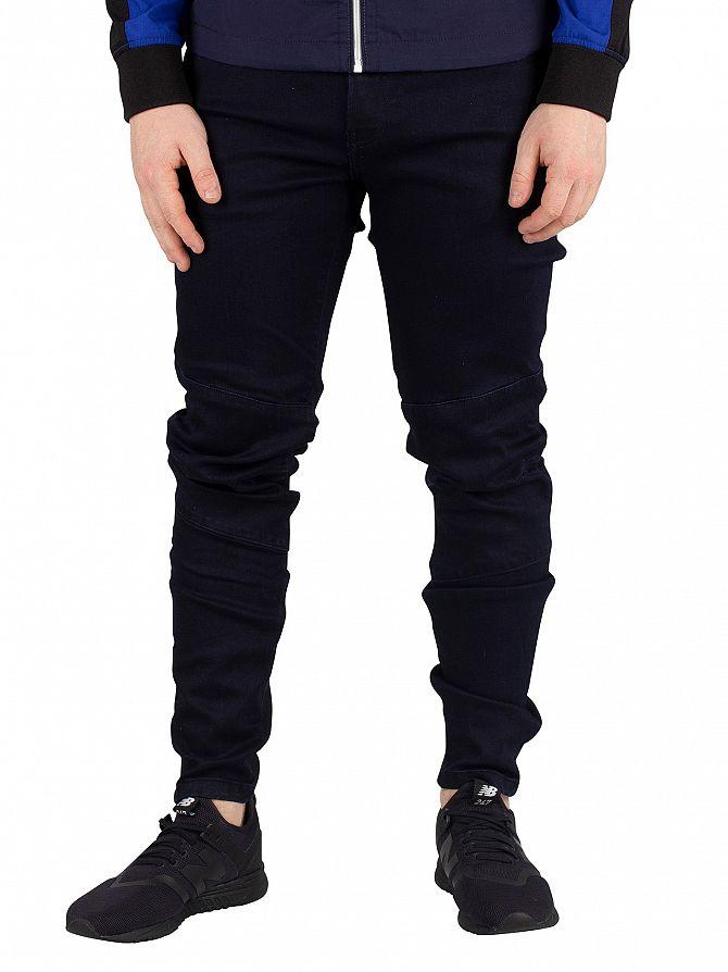 G-Star Rinsed Motac Slim Trainer Jeans