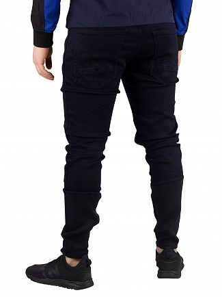 G-Star Rinsed Motac Slim Trainer Jeans