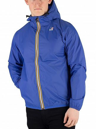 K-Way Blue Royal Le Vrai 3.0 Claude Jacket