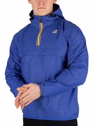 K-Way Blue Royal Le Vrai 3.0 Leon Jacket
