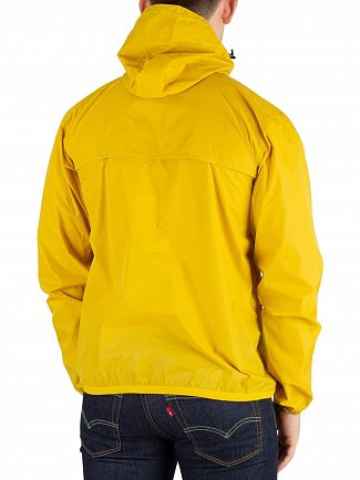 K-Way Yellow Mustard Le Vrai 3.0 Leon Jacket
