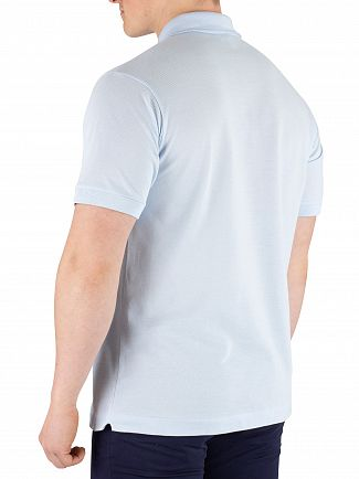 Lacoste Light Blue Classic Poloshirt