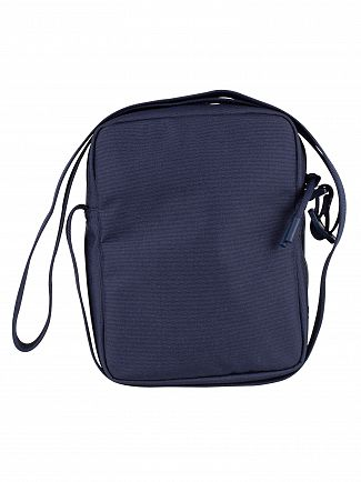 Lacoste Peacoat Vertical Camera Shoulder Bag