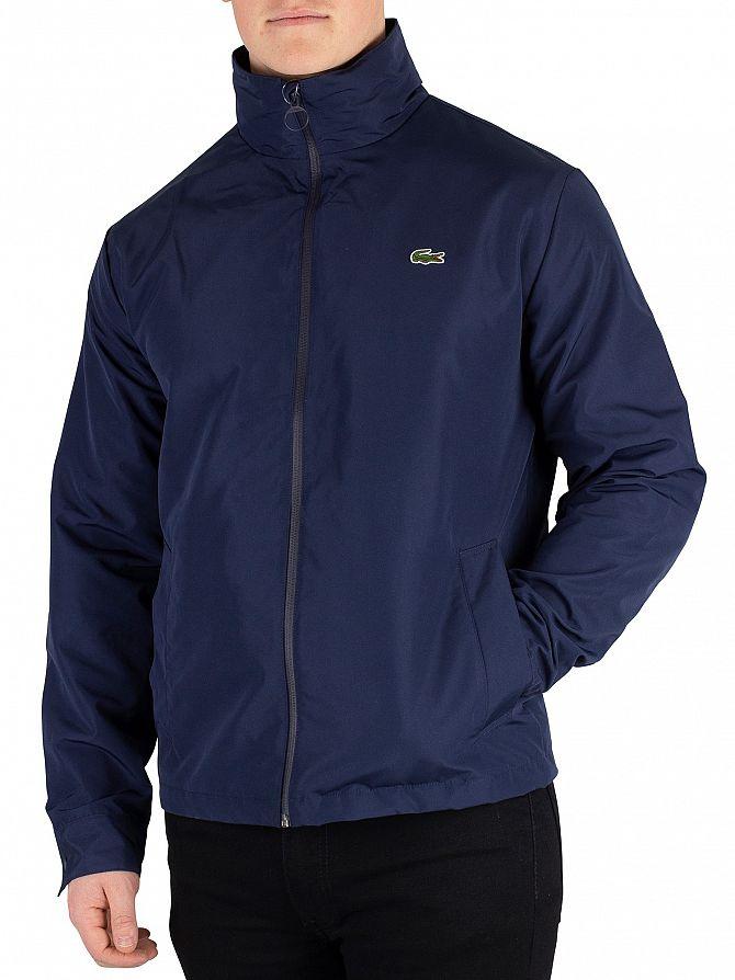 Lacoste Navy Lightweight Jacket