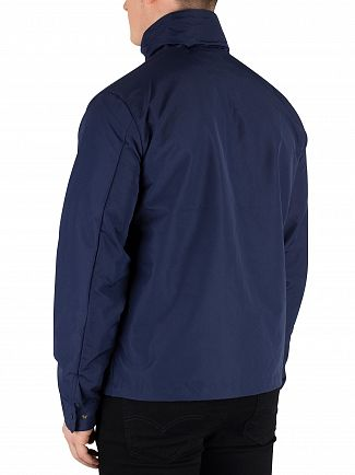 Lacoste Navy Lightweight Jacket