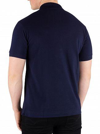 Lacoste Marine Logo Poloshirt