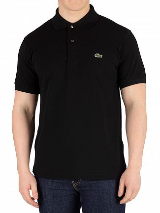Lacoste Black Poloshirt