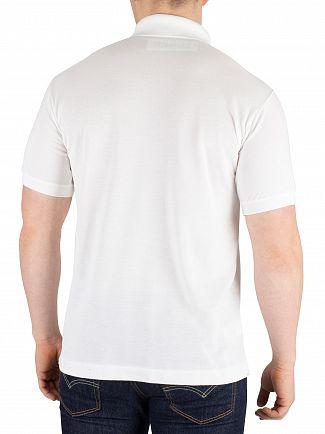 Lacoste White Poloshirt