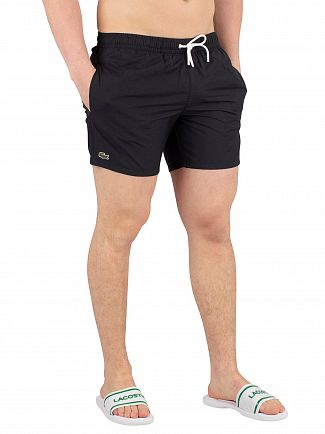 Lacoste Black Swimshorts
