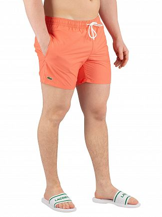 Lacoste Orange Swimshorts