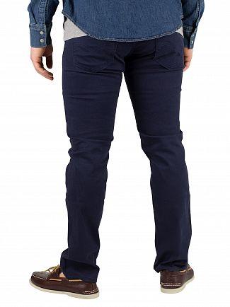 Levi's Navy Blazer Bedford 511 Slim Fit Jeans