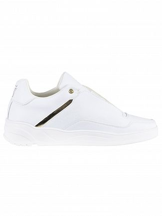 Sik Silk White Blaze Trainers