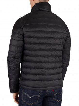 Superdry Black Anaglyph Fuji Jacket