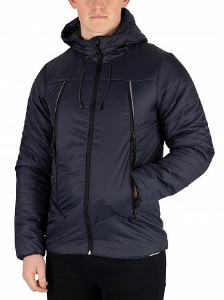 Superdry Dark Navy Casey Padded Jacket