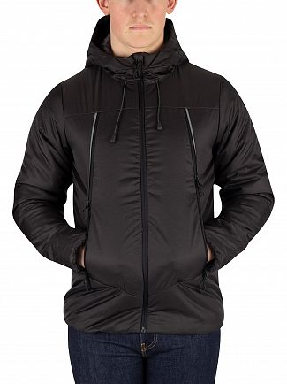 Superdry Black Casey Padded Jacket
