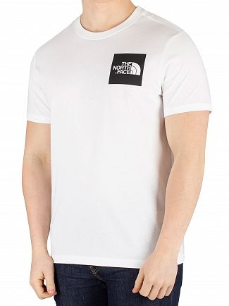 The North Face White Fine T-Shirt