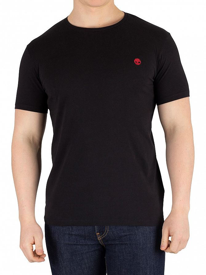 Timberland Black Dunstan River Slim T-Shirt