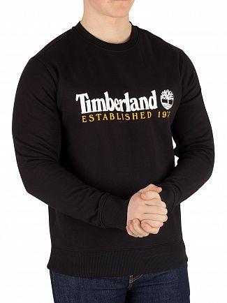 Timberland Black Elements Sweatshirt