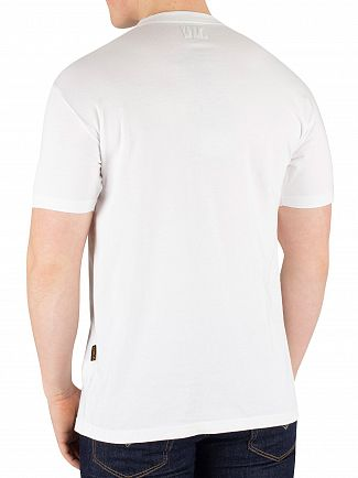 Vivienne Westwood White Boxy Arm & Cutlass T-Shirt