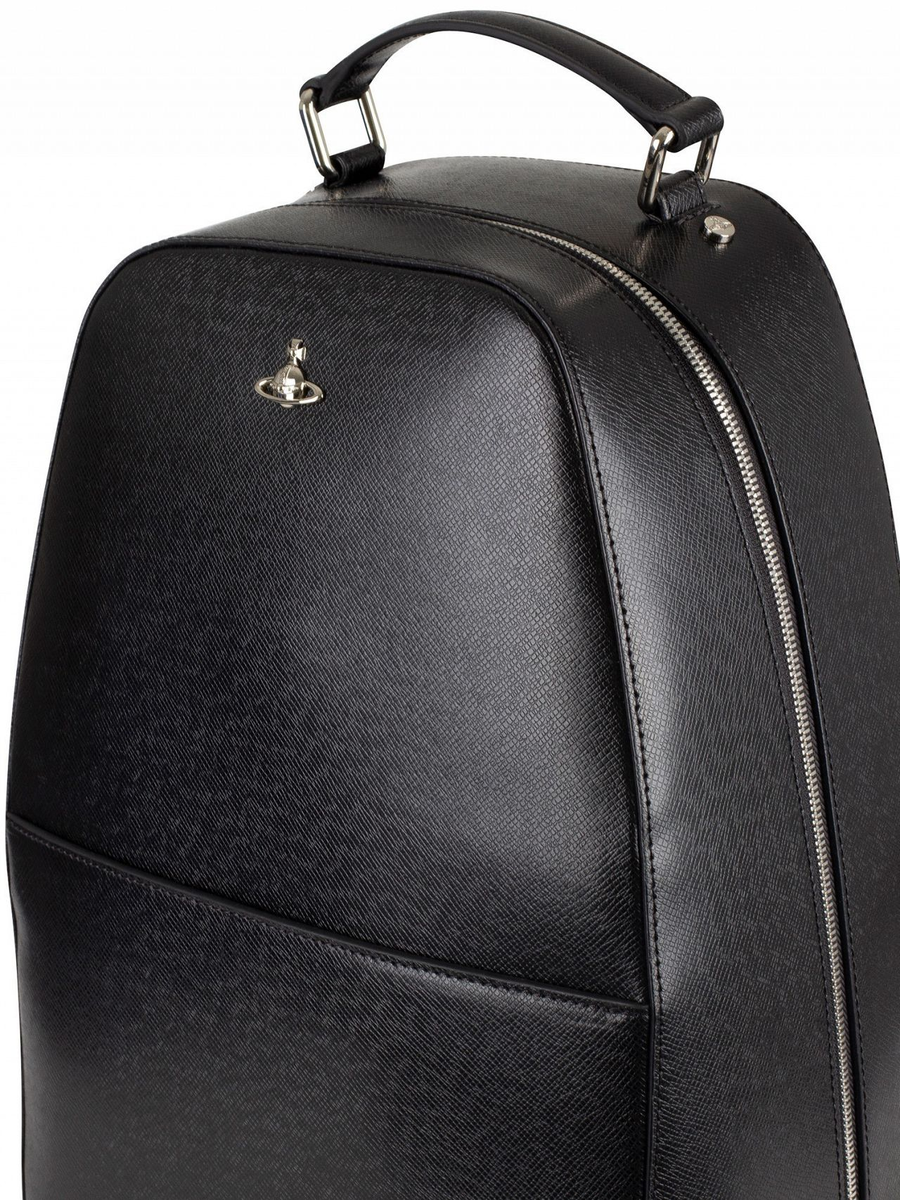 97f232d1647 Vivienne Westwood Black Kent Backpack | Standout