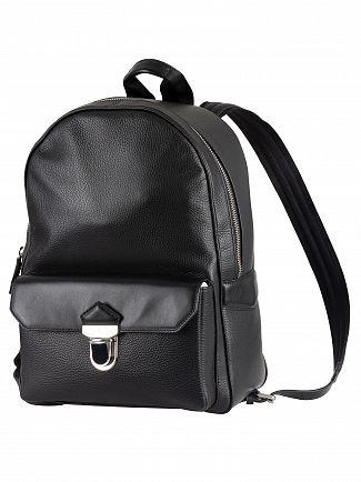 Vivienne Westwood Black Marlon Backpack