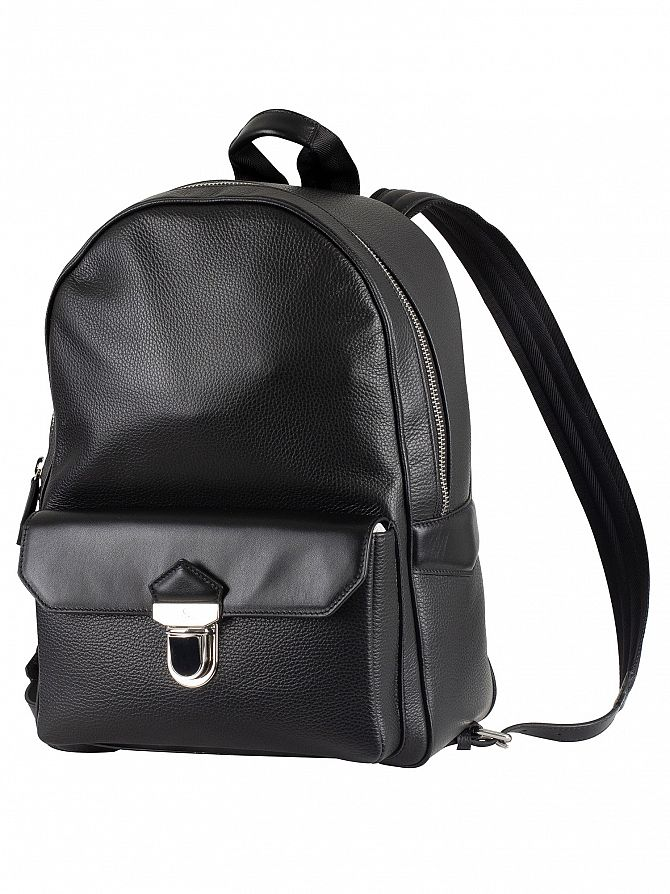 Vivienne Westwood Black Marlon Backpack
