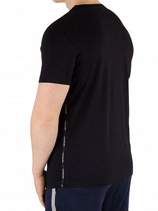 Calvin Klein Black Jersey T-Shirt