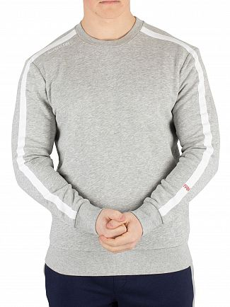 Calvin Klein Grey Heather Sweatshirt