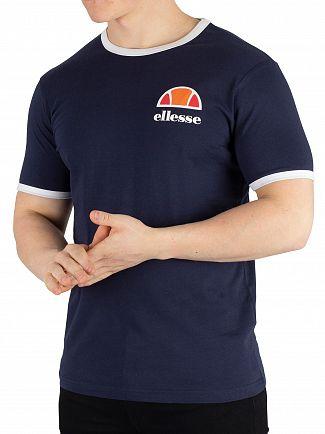 Ellesse Navy Algila T-Shirt