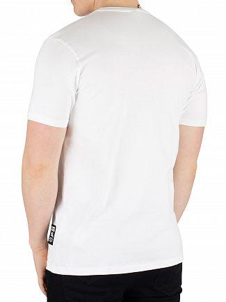 Ellesse White Atelia T-Shirt
