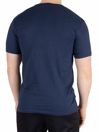 Ellesse Navy Banlo T-Shirt