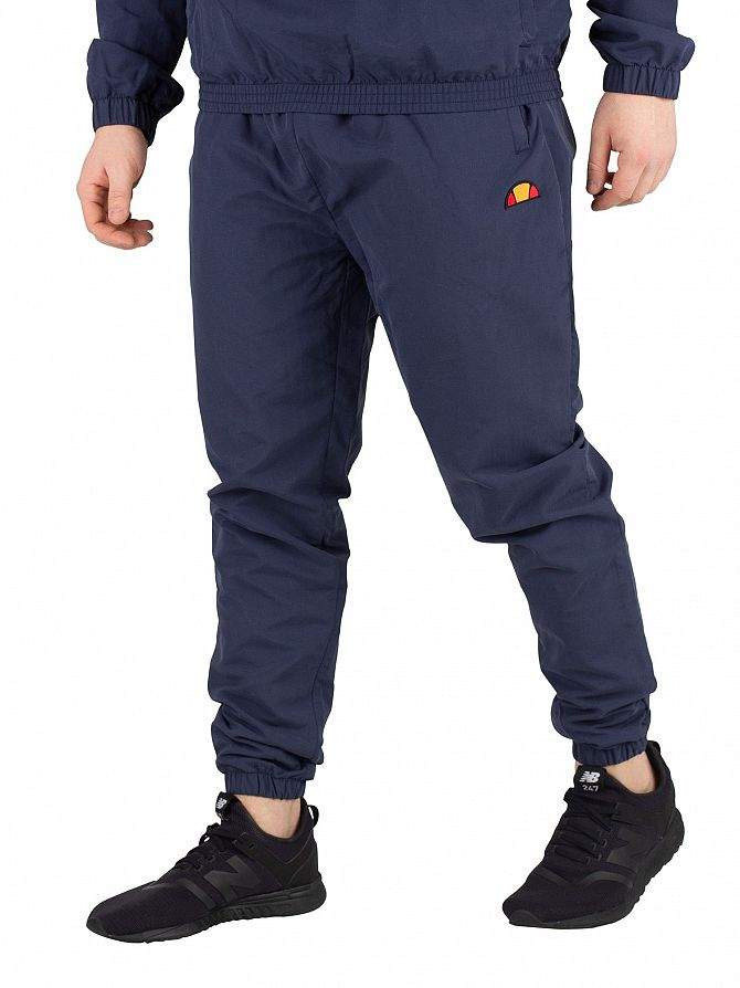 Ellesse Navy Campo Woven Joggers
