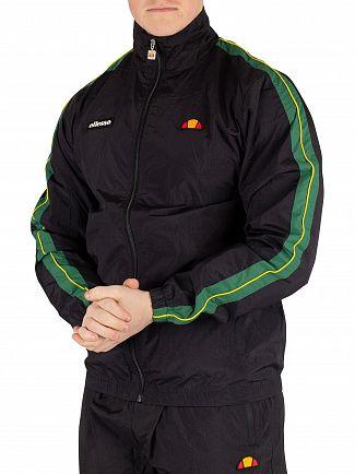 Ellesse Black Fiastra Track Jacket