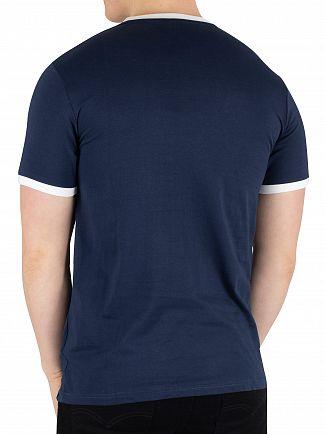 Ellesse Navy Gentario T-Shirt