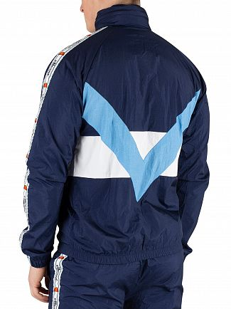 Ellesse Navy Gerano Track Jacket