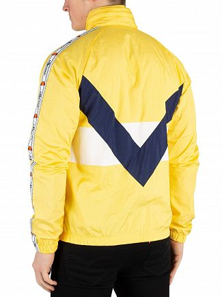 Ellesse Light Yellow Gerano Track Jacket