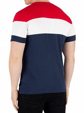 Ellesse Navy Gubbio T-Shirt