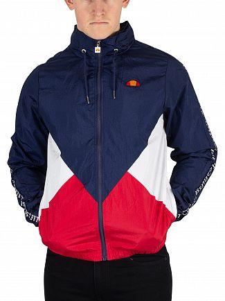 Ellesse Navy Lapaccio Track Jacket