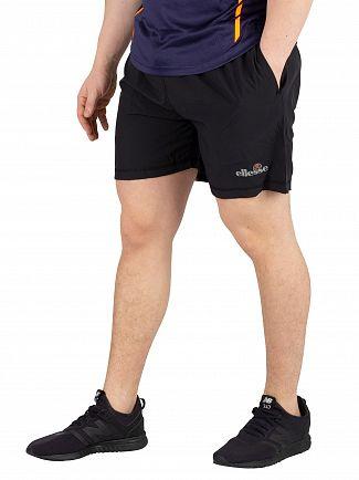 Ellesse Black Olivo Sport Shorts