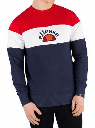 Ellesse Navy Oriveto Sweatshirt