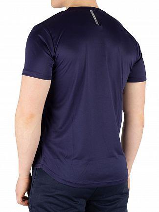 Ellesse Navy Ottagano T-Shirt