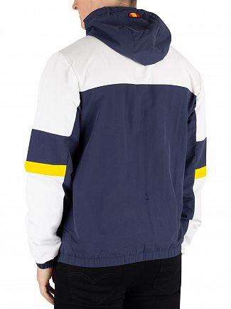 Ellesse Navy Plateau Jacket