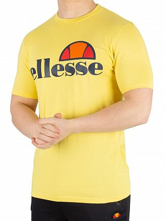 Ellesse Light Yellow Prado T-Shirt